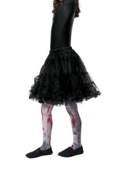 Zombie Dirt Tights, Child S 48161