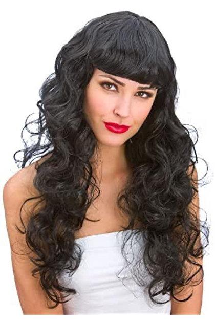 Black Ladies Foxy Wig. EW-8223 Wicked