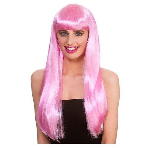 Fantasy Pink Wig EW-8438 W