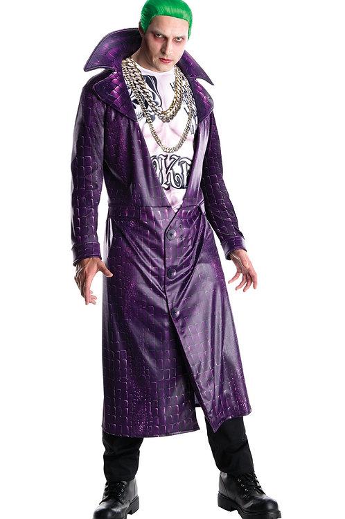 THE JOKER DELUXE COSTUME – MENS. 820116 RUBIES