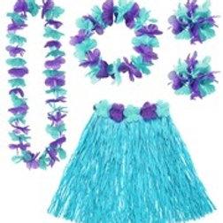 """BLUE HAWAIIAN SET"". 24567 W"