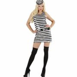 "CONVICT"" (dress, hat) 94771 W"