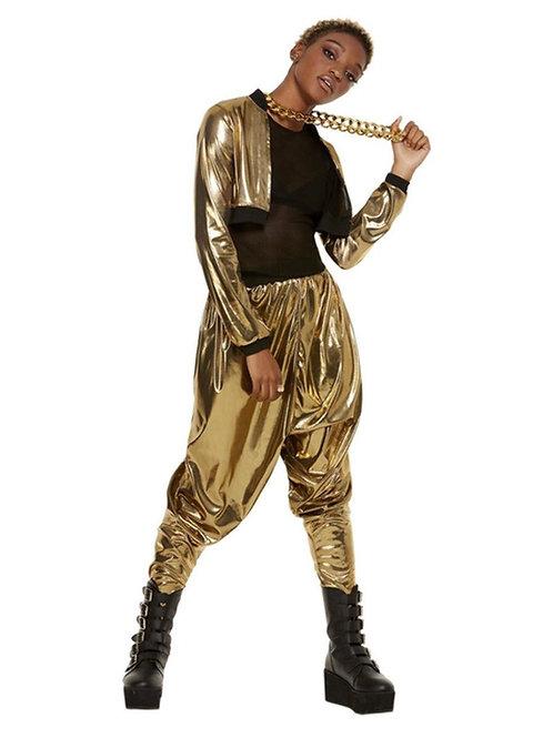 Womens 80s Hammer Time Costume. 70037 Smiffys