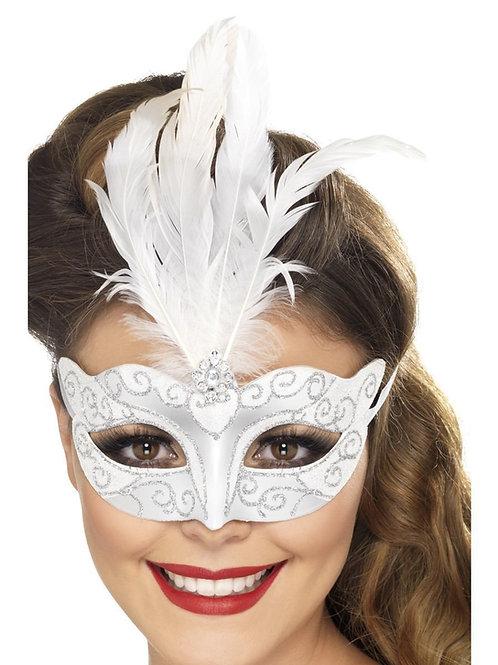 Venetian Glitter Eyemask. 24571 Smiffys