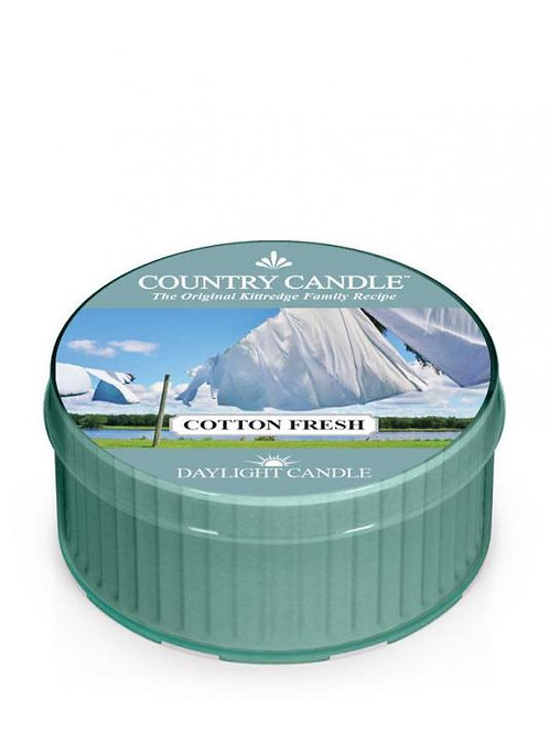 Country Candle - Cotton Fresh - Daylight