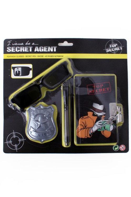 Hemmelig Agent set