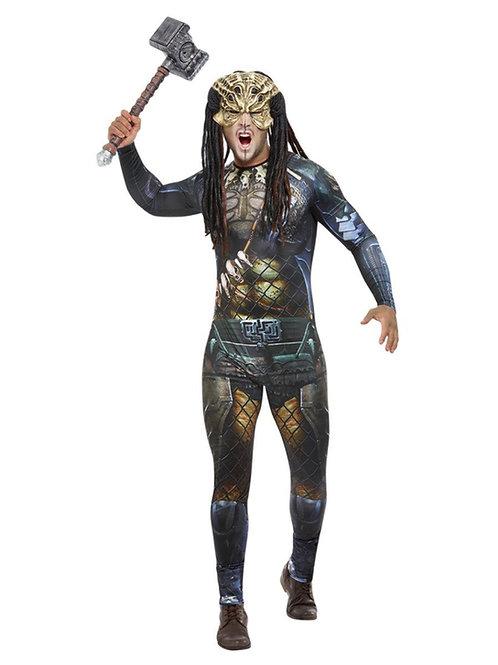 Preying Alien Costume, Multi. 63043 Smiffys