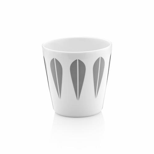 Lotus kopp grå 0,25L
