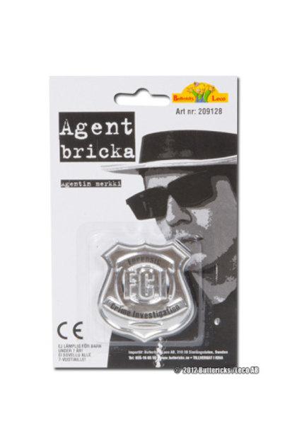 Agentbadge