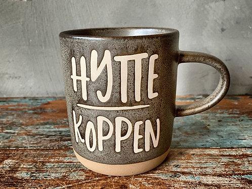 """Krus h 9,5 cm """"Hyttekoppen"""""""