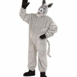 """Plush """"DONKEY""""(costume, gloves, shoe cover... 4481A"""