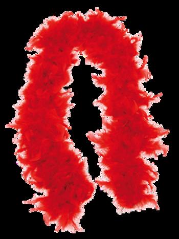 Fjærboa (velg mellom fem farger)