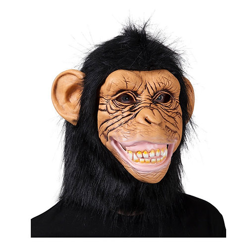 Latex Mask - Chimp. MK-9882 Wicked