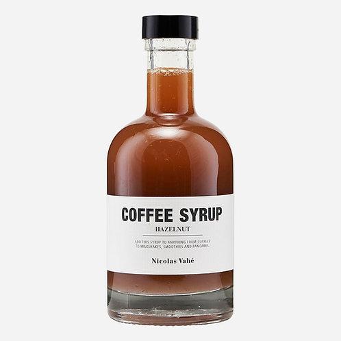 Kaffesirup, Hazelnut