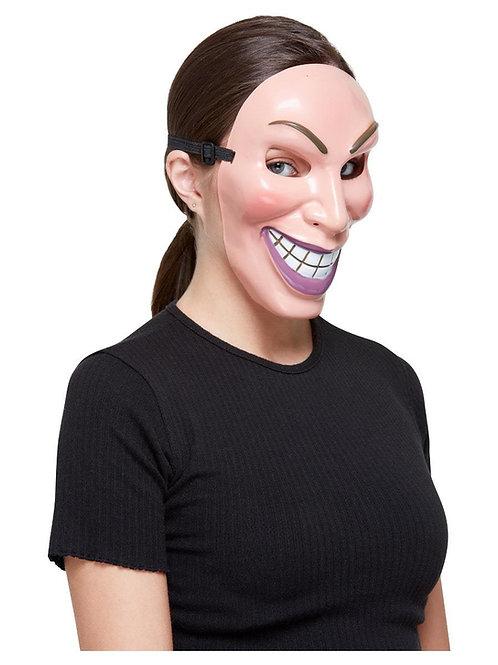 Smiler Mask, Female. 52401 Smiffys