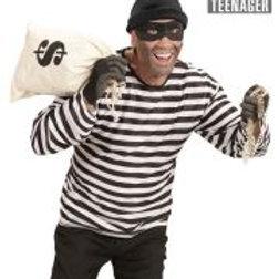 """THIEF"" (shirt, cap, eyemask) W 07418"