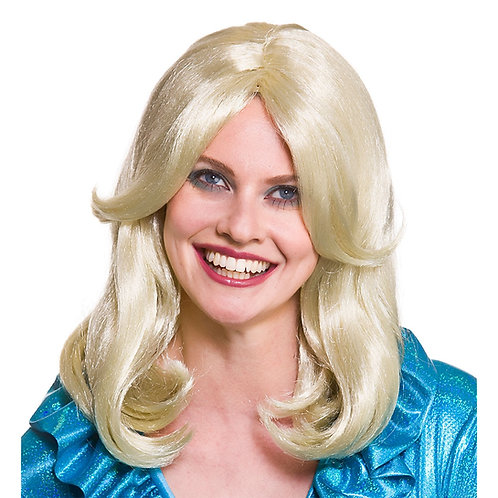 70's Glamour Wig EE-8425 W