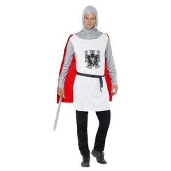 Knight Costume, Economy 43422 S
