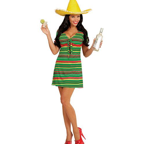 """MEXICAN GIRL"" (dress)"