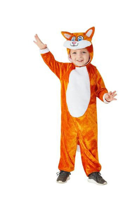 Toddler Cat Costume. 47709 Smiffys