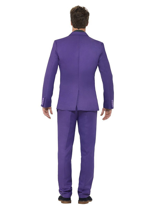 Purple Stand Out Suit. 43527 Smiffys