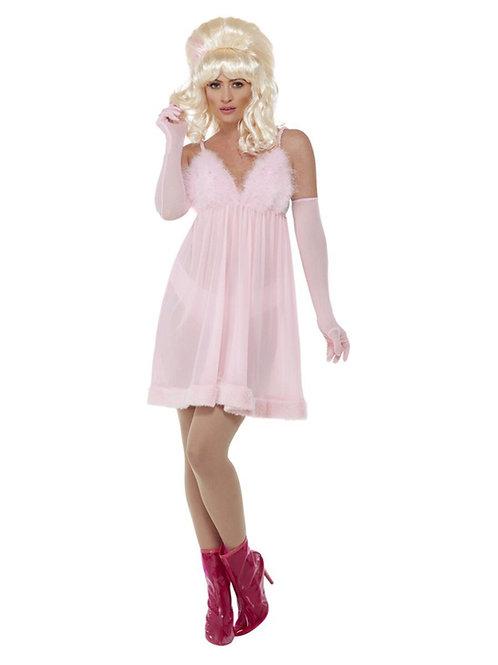 60s Glamour Puss Costume. 70035 Smiffys