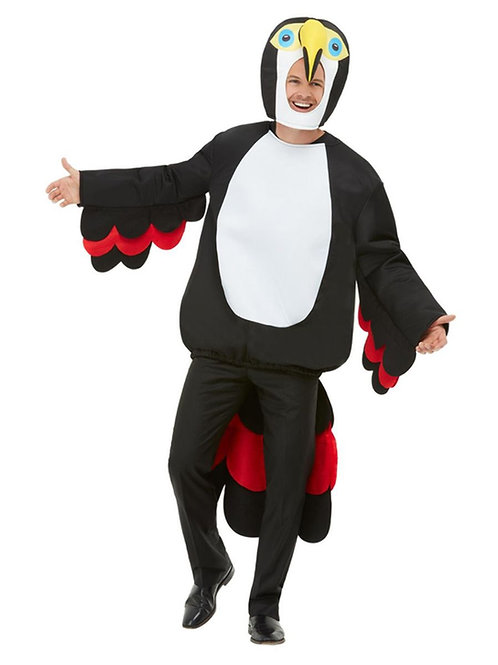 Bird Of Paradise Toucan Costume. 61017 S