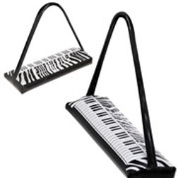 """INFLATABLE ELECTRONIC KEYBOARD"". 01456 W"