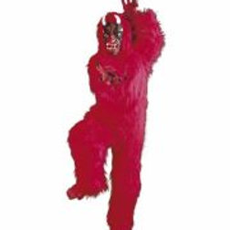 "Plush ""DEVIL"" (costume, hands, feet, mask) 1825D"