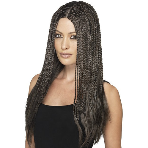90's Braid Wig