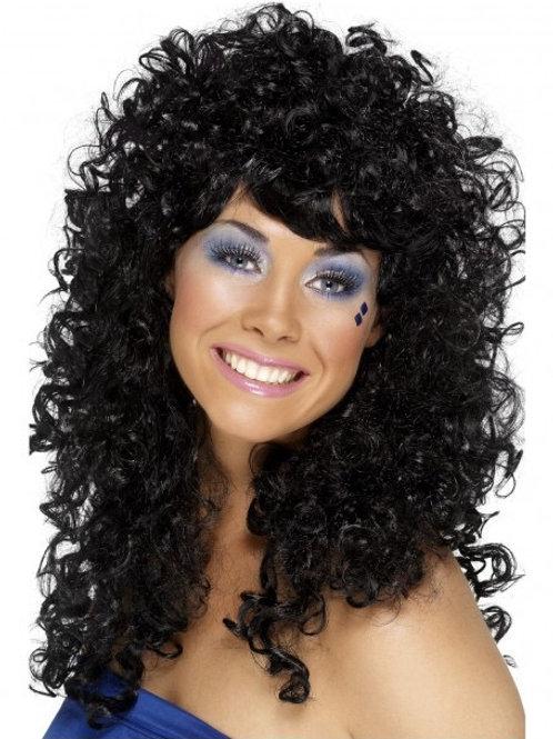 Boogie Babe Wig, Black 42064 S