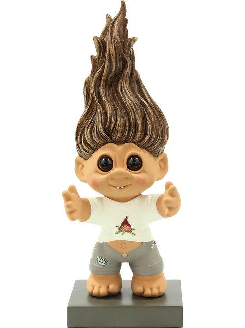 Little troll by Etly Klarborg