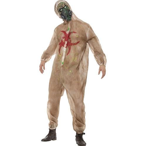 Zombie Biohazard Costume SKU: 48217