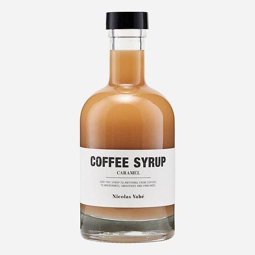 Kaffesirup - Karamell