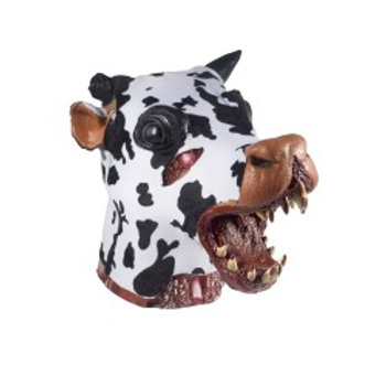 Deluxe Butchered Daisy The Cow Head Prop 48211 S