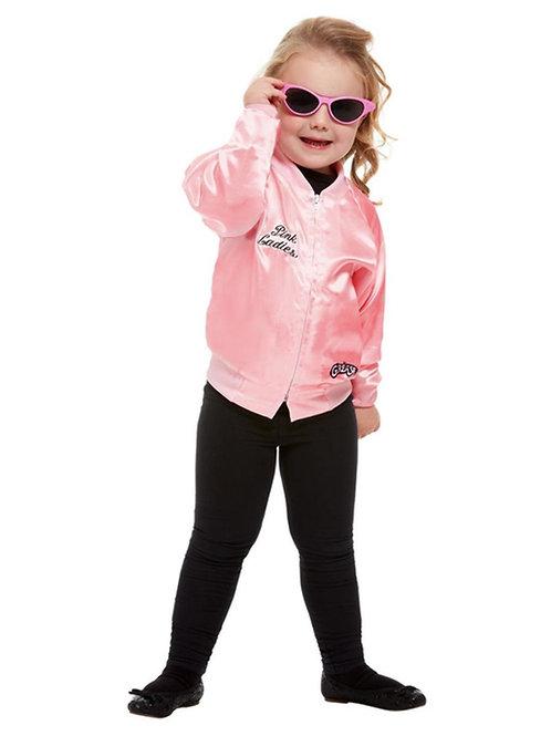 Grease Toddler Pink Ladies Jacket, Pink, with Logo. 27490 S