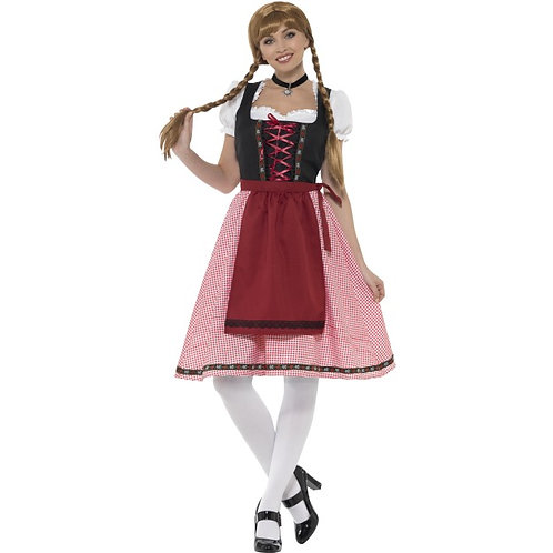 Bavarian Tavern Maid Costume SKU: 49668