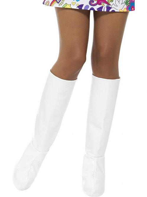 GoGo Boot Covers, White SKU 43065