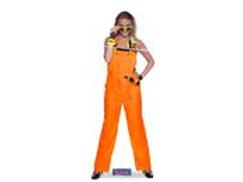 dungaree neon orange F 64071
