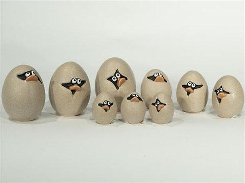KLABBE egg L 6X8X6
