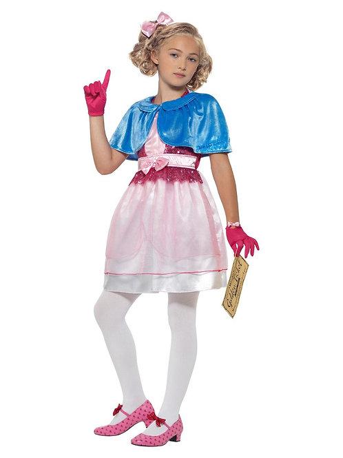 Roald Dahl Deluxe Veruca Salt Costume. 41543 S