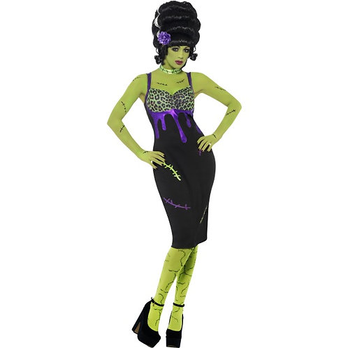 Pin Up Frankie Costume SKU: 23356