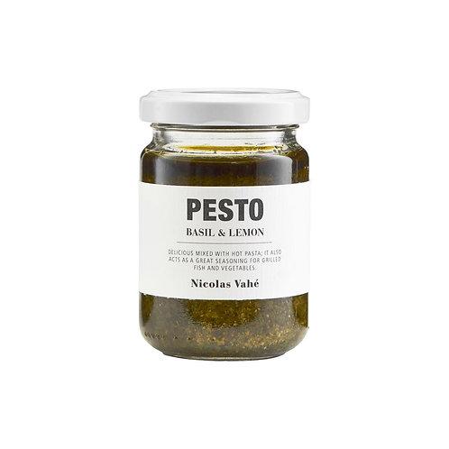PESTO, BASIL & LEMON