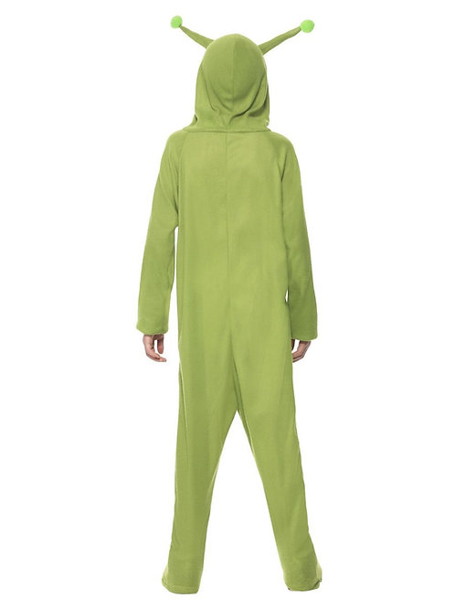 Alien Costume, Green. 55014 S