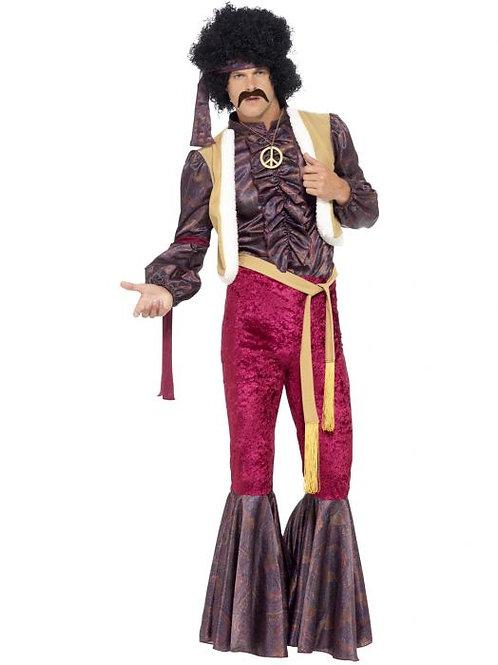 70s Psychedelic Rocker Costume. 43186 S