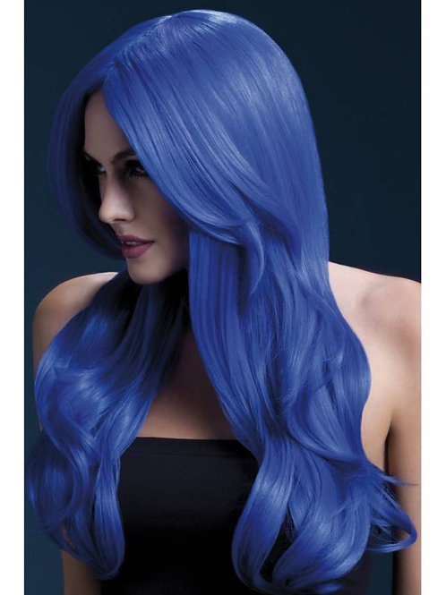 Fever Khloe Wig Neon Blue. 42546 S