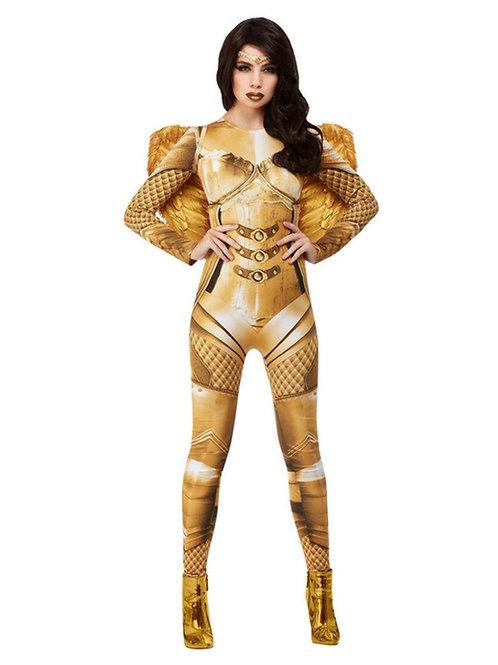 Fever Divine Golden Angel Costume. 11958 Smiffys