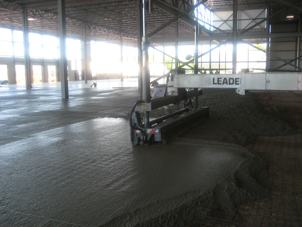Interdesign (Laser Screed)