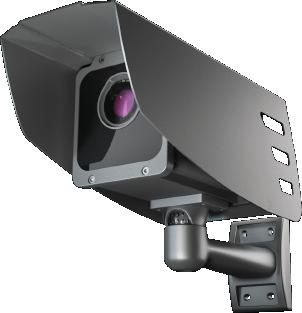 anpr/lpr camera designed for license plate recognition