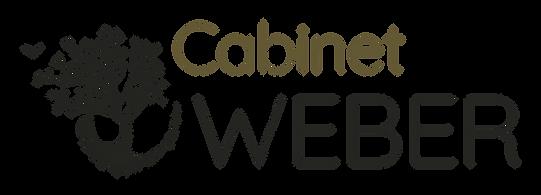 Cabinet Weber logo.png